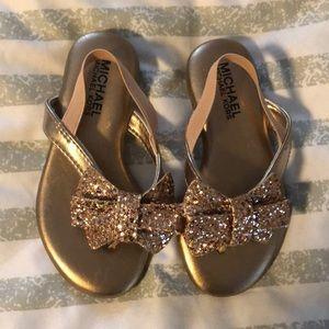 Michael Kors Toddler Sandals